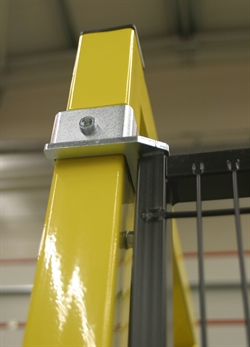 Safety Fence System 1 Ags Automation Greifsysteme